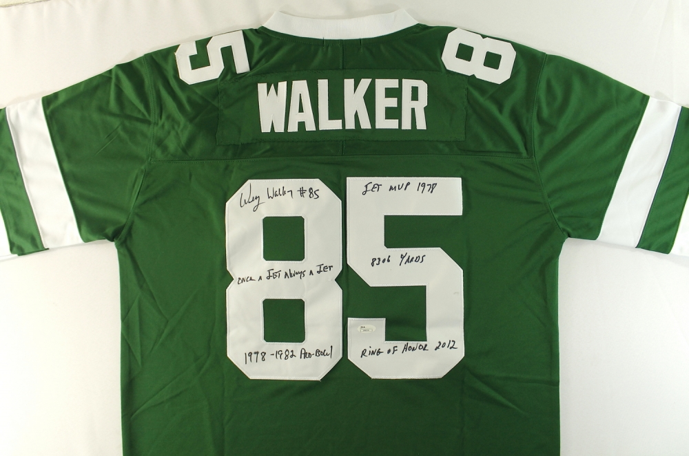 wesley walker jersey