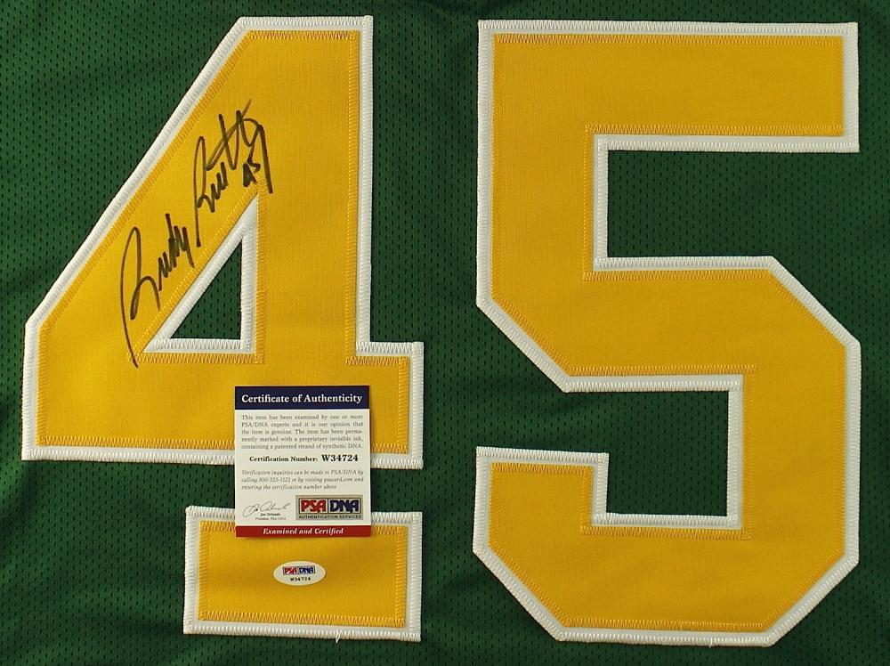 Rudy Ruettiger Signed Notre Dame Jersey (PSA COA) at PristineAuction.com 6dc3240a3