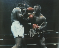 Mike Tyson Signed 16x20 Photo (Steiner Hologram)