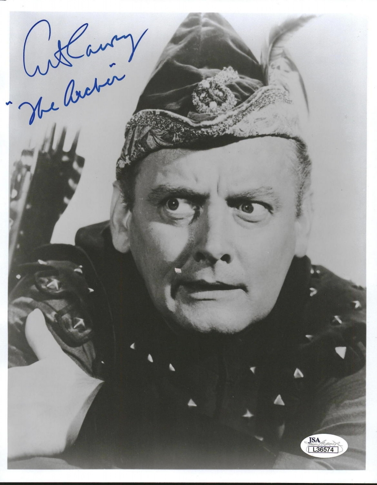 art carney military service