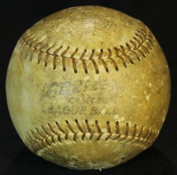"""Jackie Robinson Signed Baseball Inscribed """"Best Wishes"""" (JSA LOA) at PristineAuction.com"""