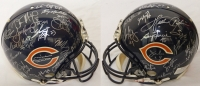 Walter Payton & 1985 Bears Team Signed Chicago Bears Riddell Pro Authentic Helmet With (31) Signatures Including Mike Ditka, Jim McMahon, Mike Singletary (PSA LOA) at PristineAuction.com