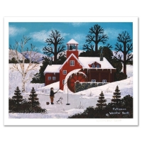 """Jane Wooster Scott Signed """"Patience"""" Limited Edition 13x11 Lithograph (PA LOA) at PristineAuction.com"""