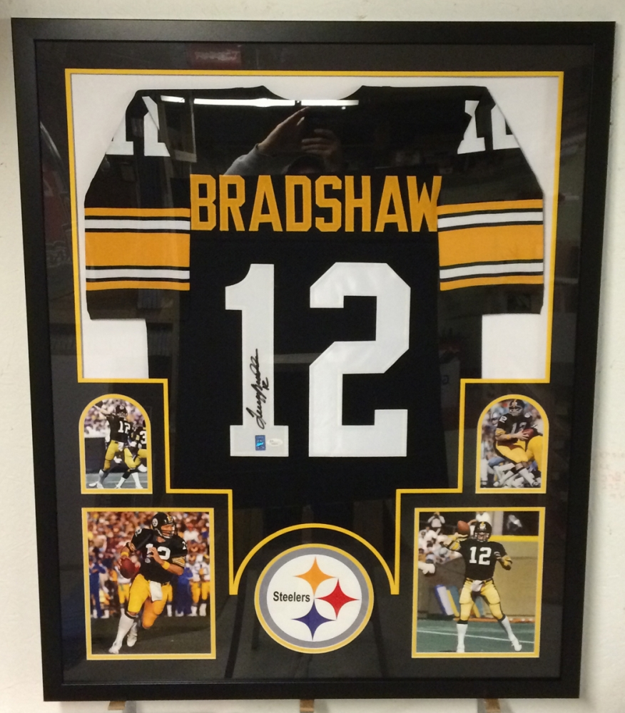 429d0ac54d5 Terry Bradshaw Signed Steelers 35