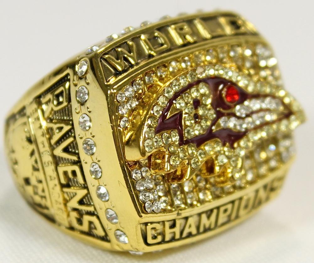 Ravens Super Bowl Ring 2000