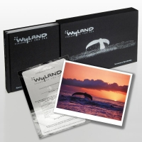 """Wyland Signed """"Wyland: Visions Of The Sea"""" (2008) Limited Edition Collector's Fine Art Book by World-Renowned Artist Wyland at PristineAuction.com"""