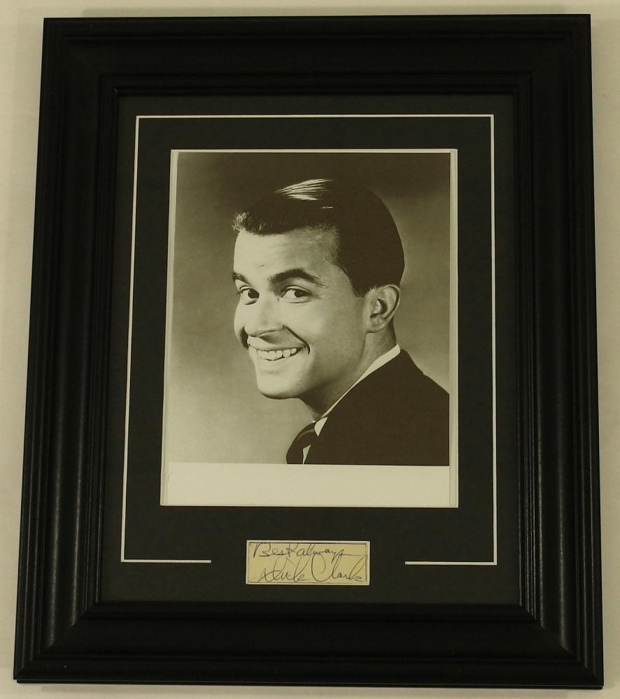 Auction house dick clark