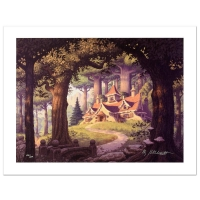 "The Brothers Hildebrandt ""Rivendell"" Limited Edition 28x21 Giclee on Canvas at PristineAuction.com"