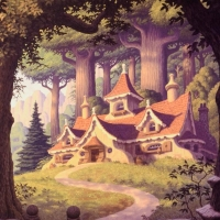 """The Brothers Hildebrandt """"Rivendell"""" Limited Edition 28x21 Giclee on Canvas at PristineAuction.com"""