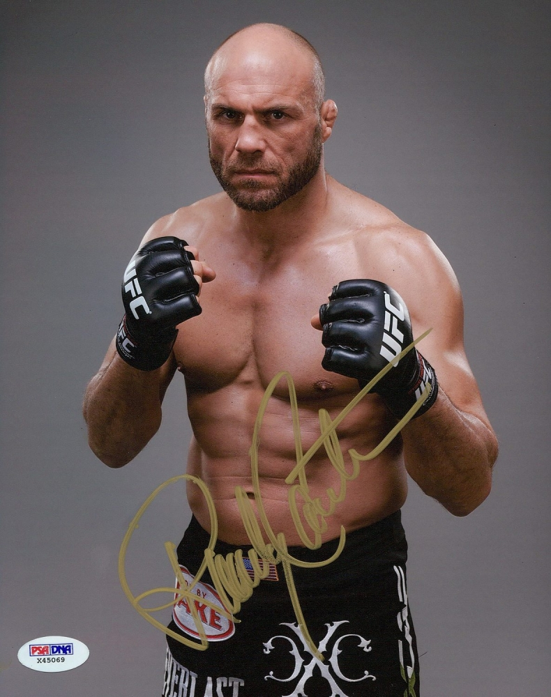 randy couture vs boxer