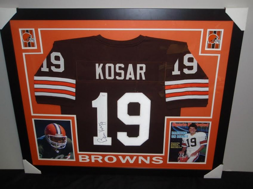 bernie kosar jersey for sale