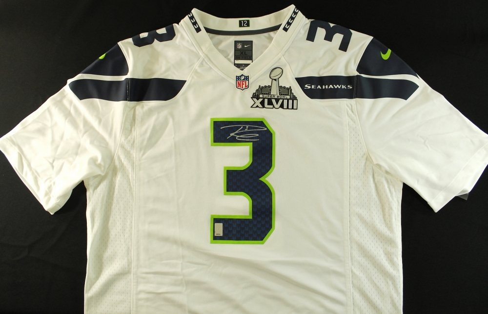 new style 226fb 0026d cheap russell wilson signed jersey 3ef07 33674
