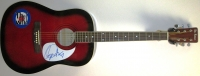 "Roger Daltrey Signed ""The Who"" Acoustic Guitar (JSA LOA) at PristineAuction.com"