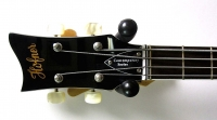 Paul McCartney Signed Left Handed Hofner Beatle Bass Guitar (Caiazzo LOA & PSA LOA) at PristineAuction.com
