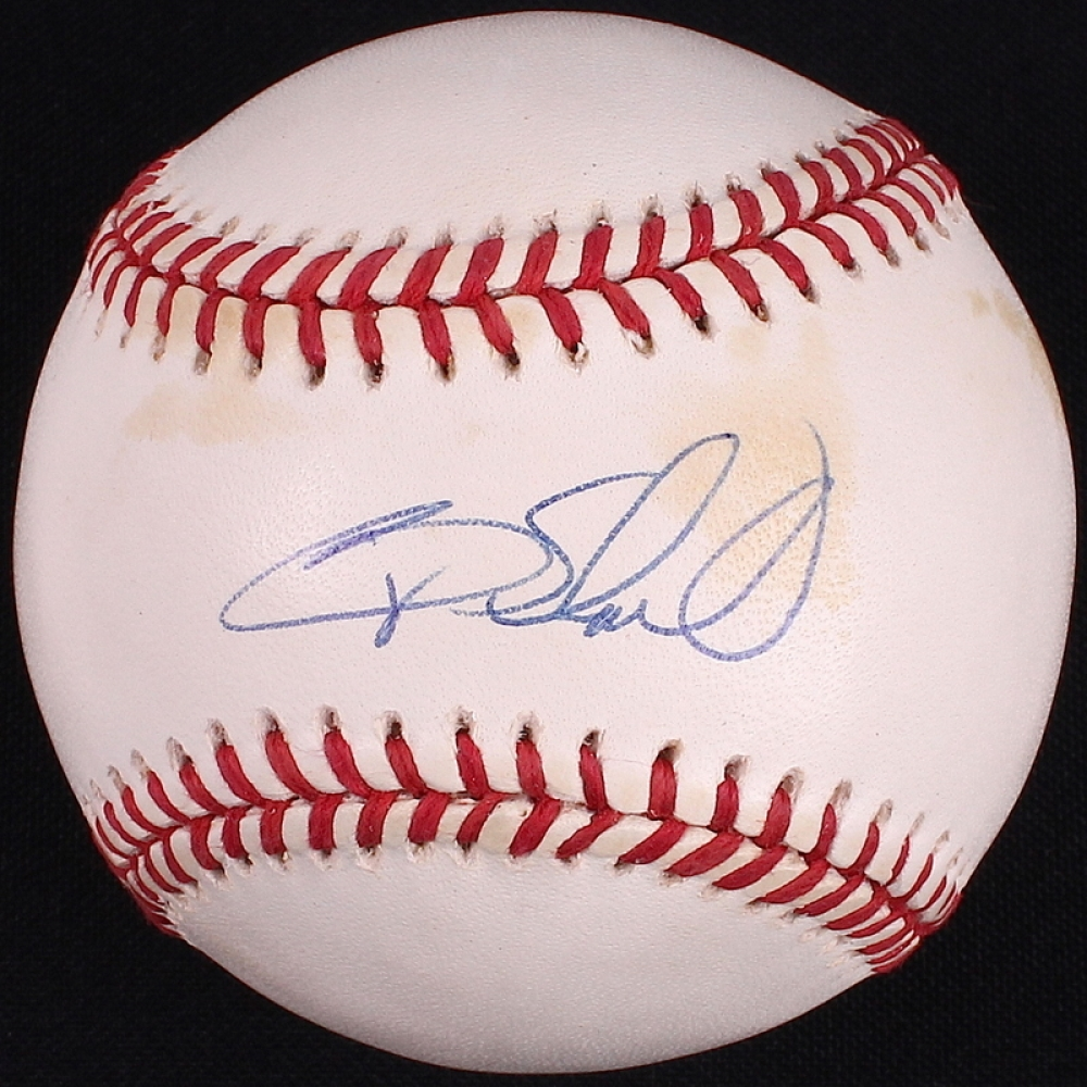 1e7267e4f1a Gary Sheffield Signed ONL Baseball (Autograph Reference COA) at  PristineAuction.com