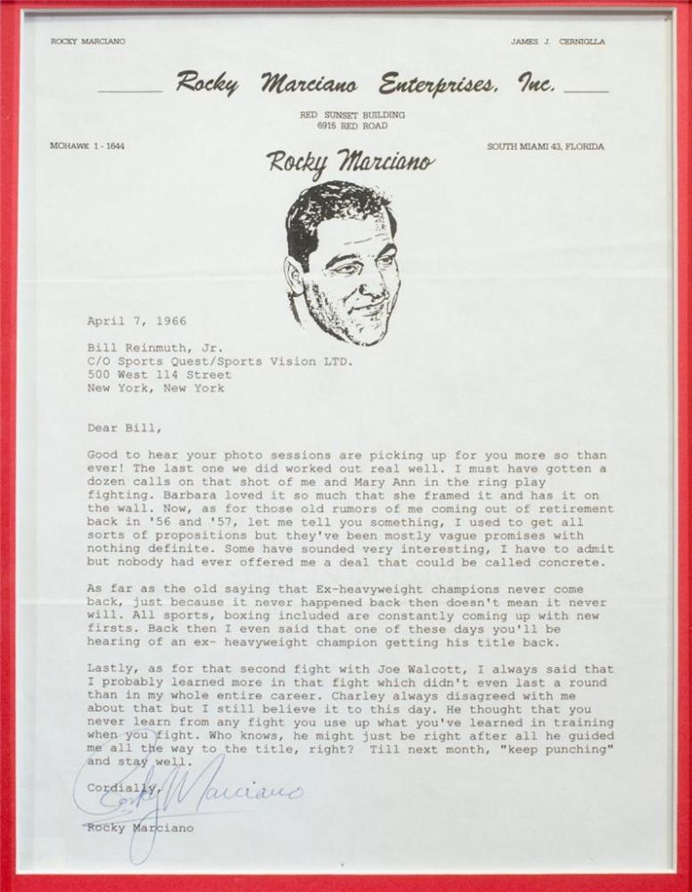 Letter For Loa