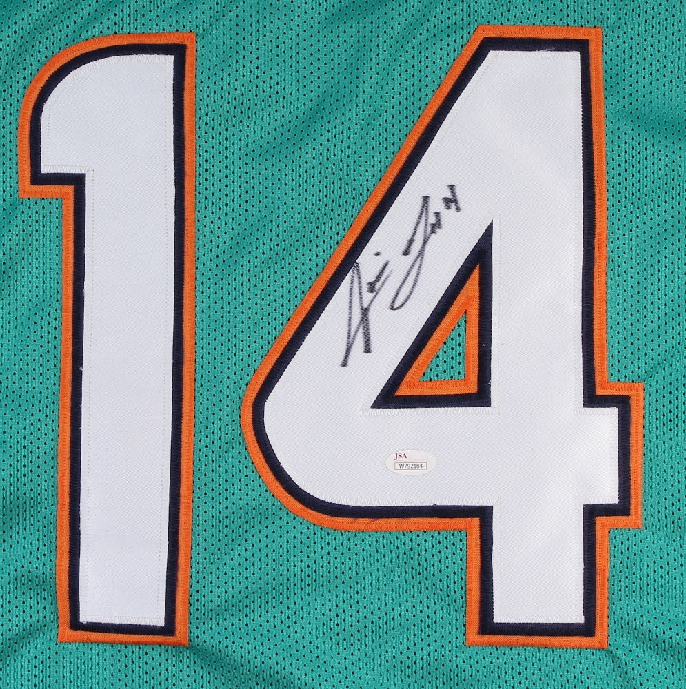 signed jarvis landry jersey