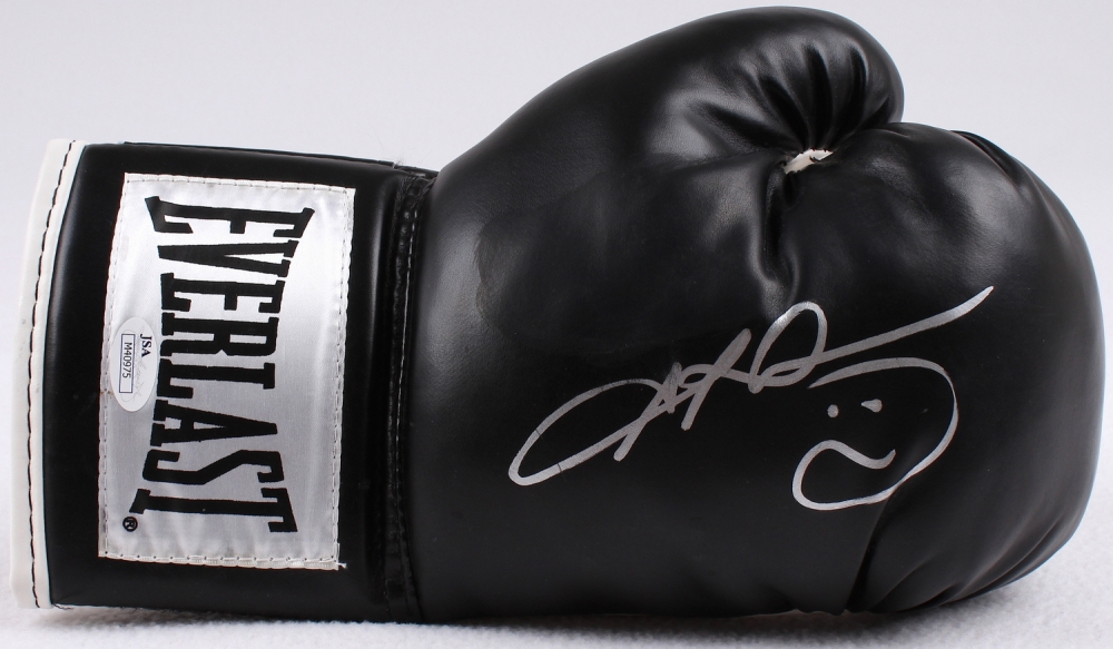 b7a28525a81 Sugar Ray Leonard Signed Everlast Boxing Glove (JSA COA) at  PristineAuction.com