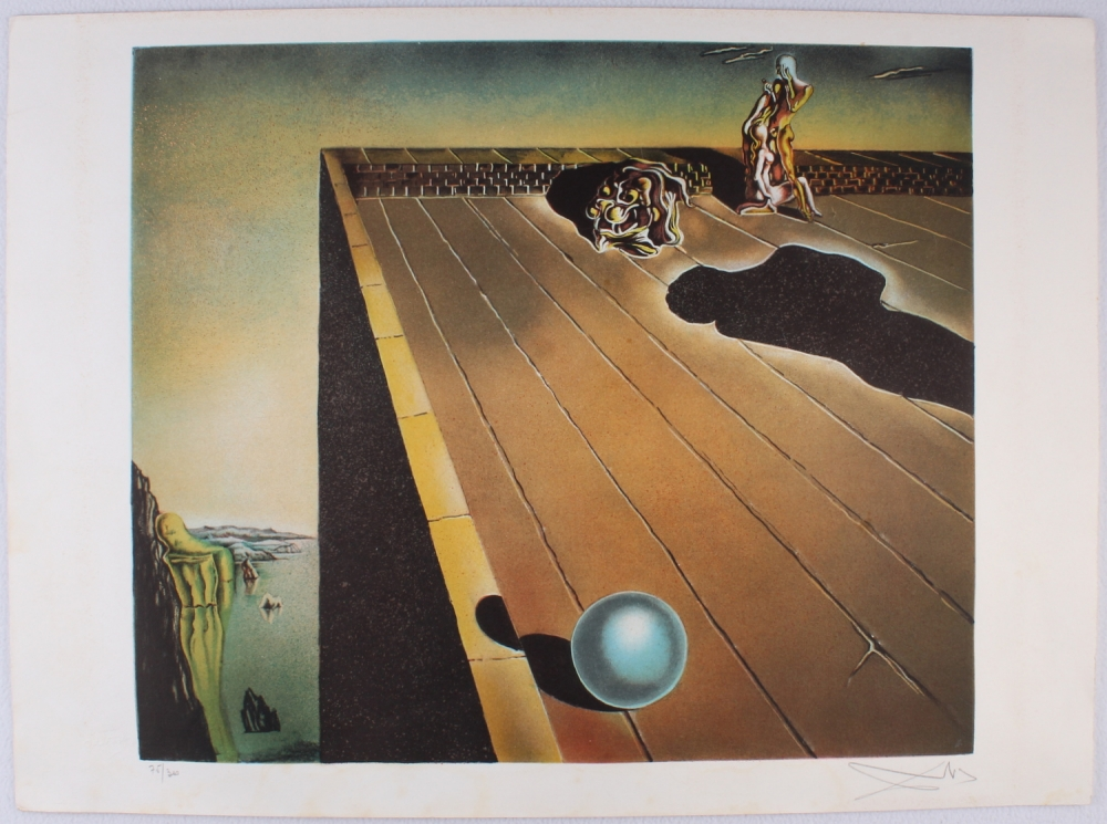 salvador dali influences essays Salvador dali's persistence of memory is by far his most recognizable piece of art salvador dali was born on may 11th, 1904 in catalonia, spain (dali.