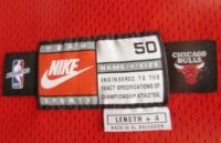 "Michael Jordan Custom Framed Signed Limited Edition Authentic Nike ""Mr. June"" Bulls Jersey Inscribed #300/323 (UDA COA) at PristineAuction.com"