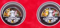 Blackhawks Shadowbox Hockey Puck Display with (23) Signatures Including Jonathan Toews, Patrick Kane, Andrew Shaw, Bryan Bickell, Nick Leddy, Marian Hossa, Corey Crawford (JSA COA, Schwartz COA, Frameworth COA & WSD COA) at PristineAuction.com