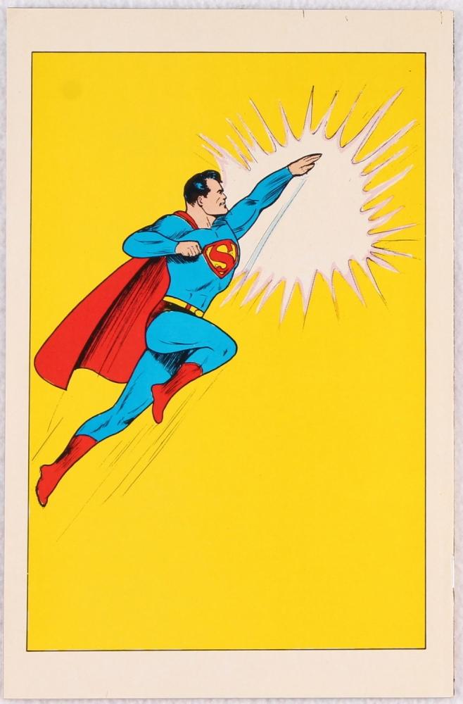 vintage superman posters images. Black Bedroom Furniture Sets. Home Design Ideas