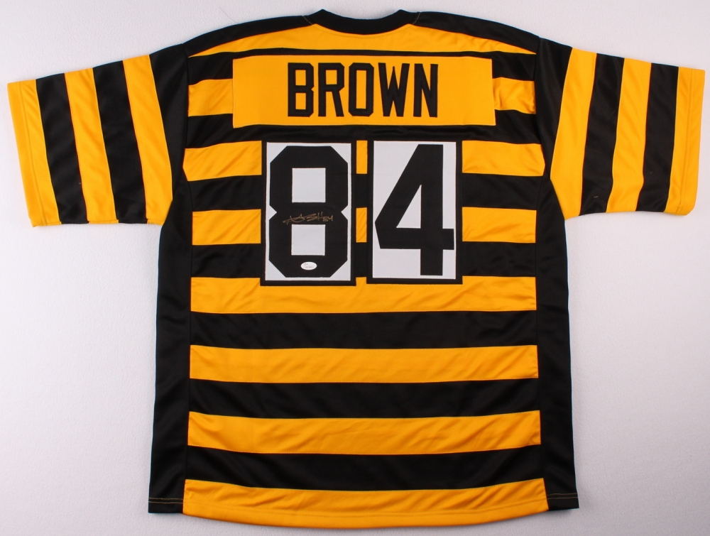 antonio brown limited edition jersey