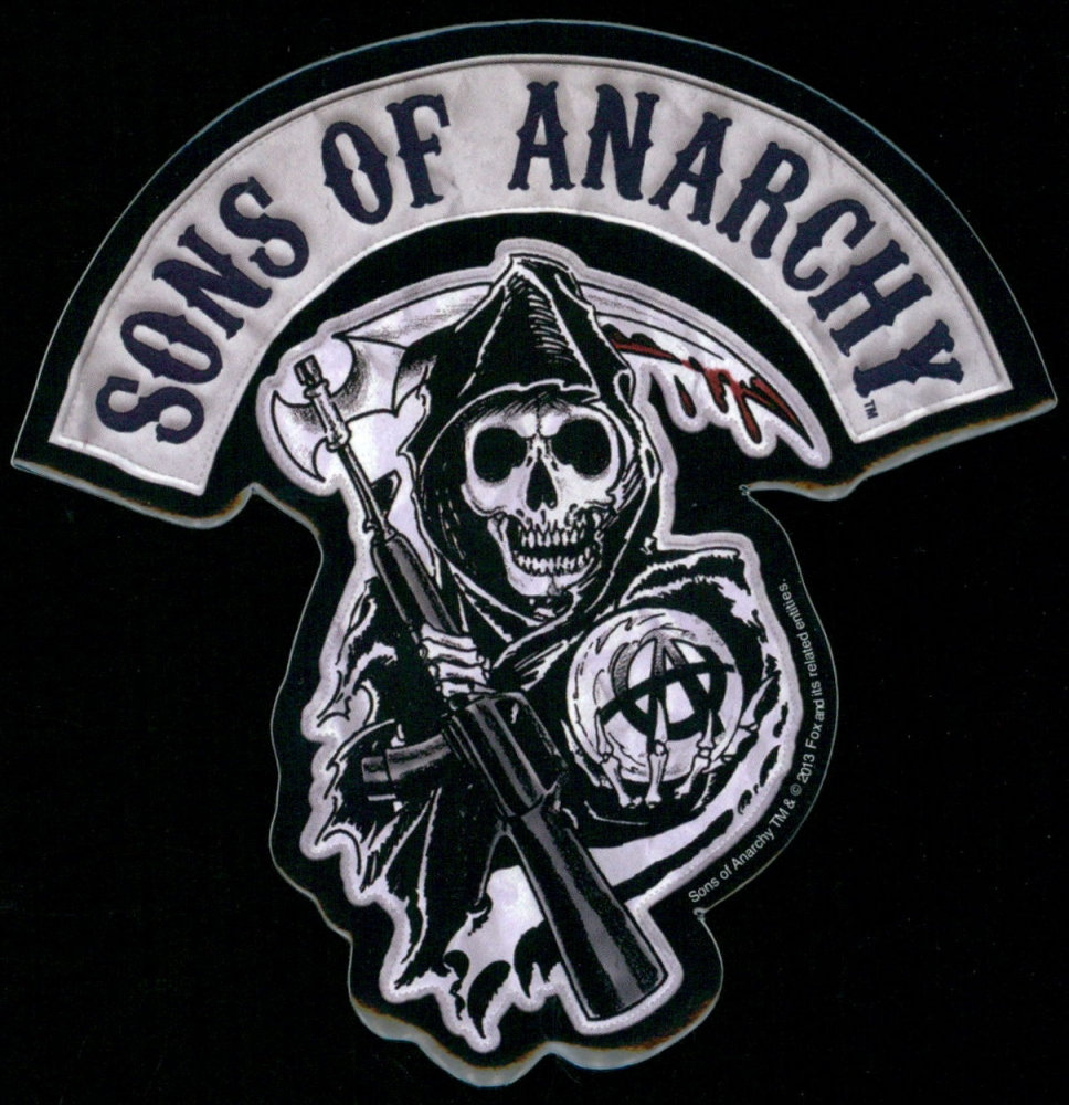 Online Sports Memorabilia Auction | Pristine Auction Sons Of Anarchy Reaper