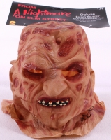 """Robert Englund Signed """"A Nightmare on Elm Street"""" Freddy Krueger Licensed Deluxe Latex Mask (Englund & PA COA) at PristineAuction.com"""
