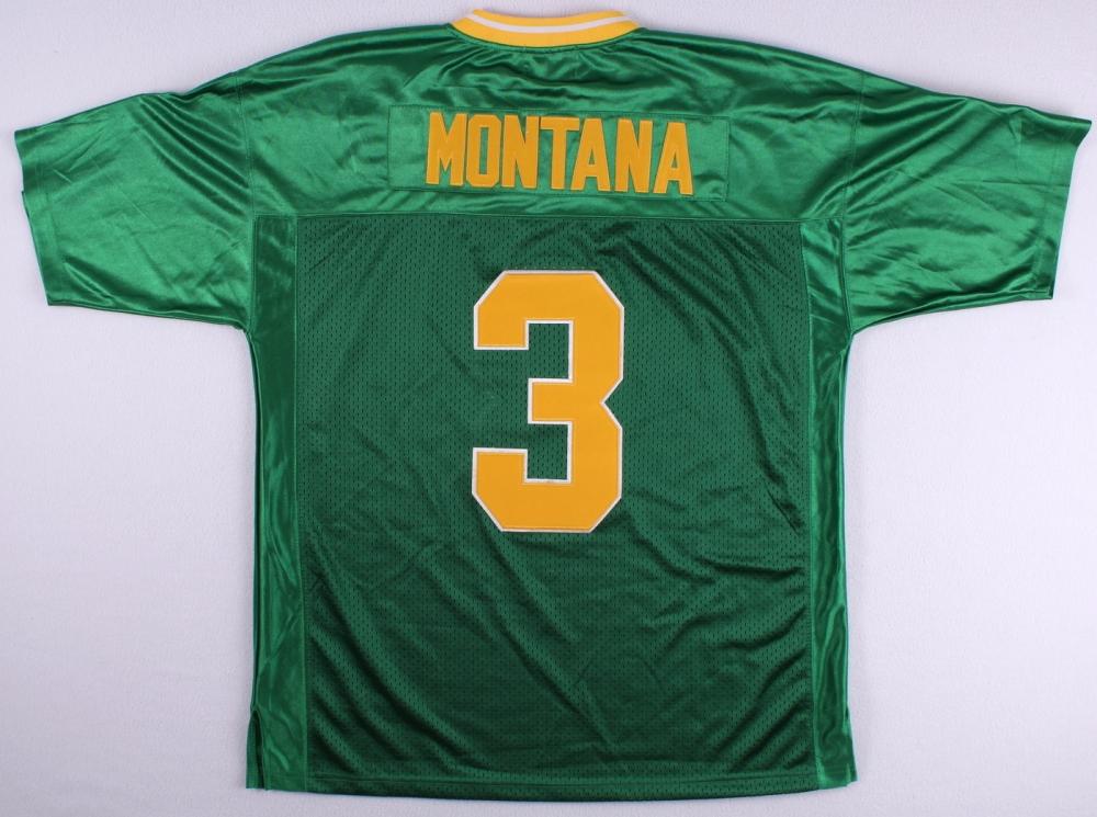 89318e409f3 Joe Montana Notre Dame Vintage Sportswear Stitched Jersey (Size XL) at  PristineAuction.com