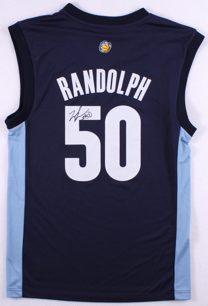 Zach Randolph Signed Grizzlies Jersey (JSA COA) at PristineAuction.com 512cd65ee