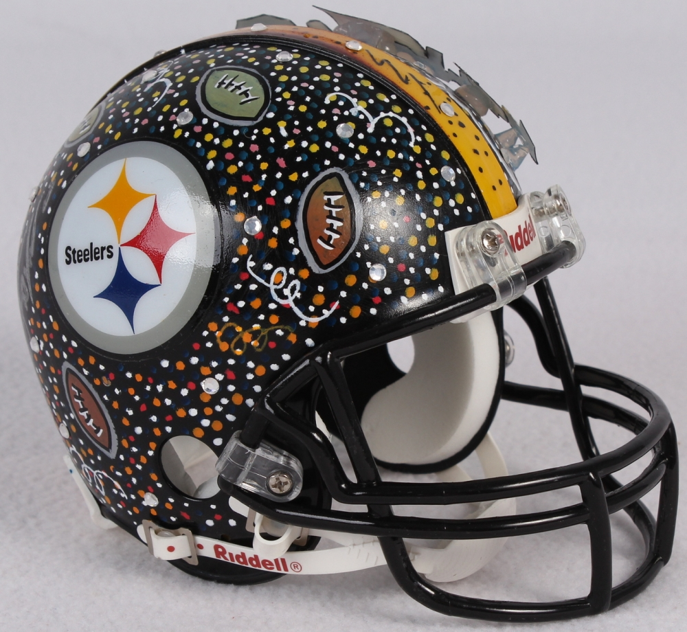 Where Can I Get A Football Helmet Painted