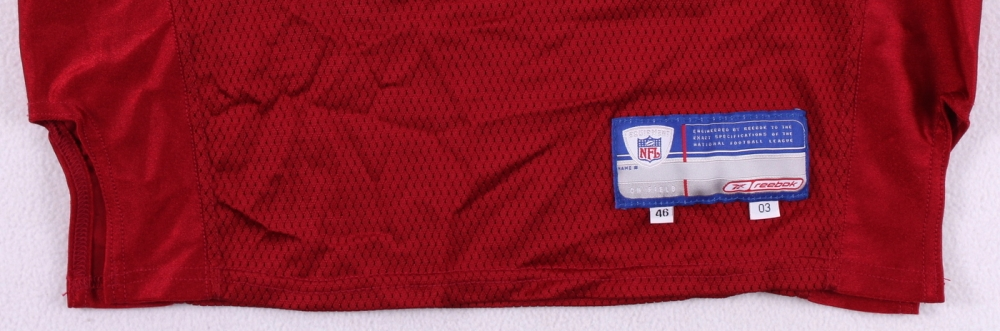 088a67e503a Roderick Green 2003 San Francisco 49ers  54 Reebok Game-Used Jersey at  PristineAuction.