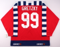 Wayne Gretzky Signed 1992 All-Star CCM Authentic Jersey (UDA COA)