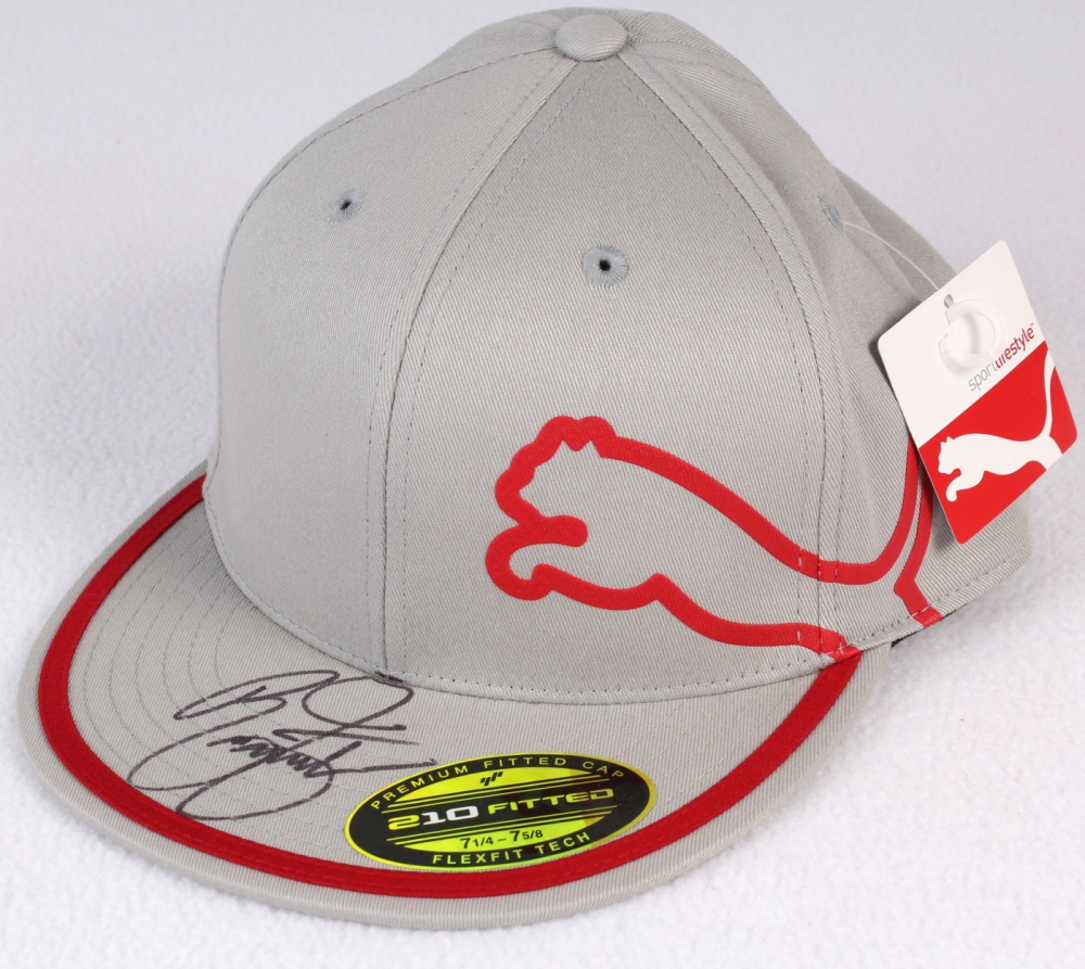 89b4f9d3 ... coupon for rickie fowler signed puma hat jsa coa at pristineauction  8866a 64ebd