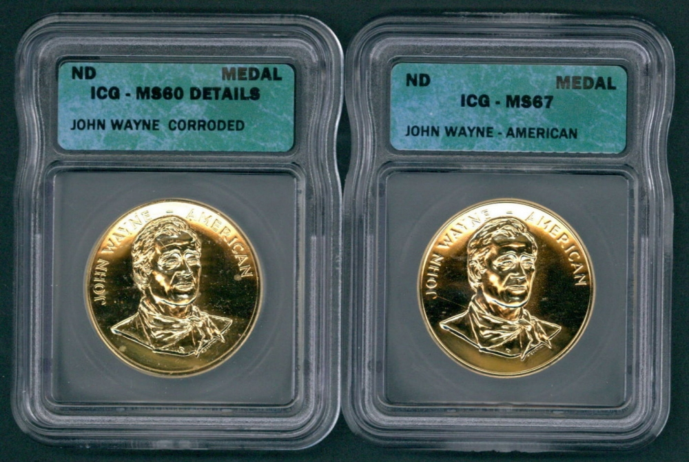 john wayne american coin