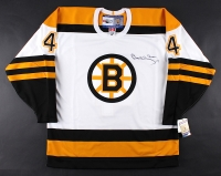 Bobby Orr Signed Authentic CCM Bruins On-Ice Game Jersey (Orr COA)