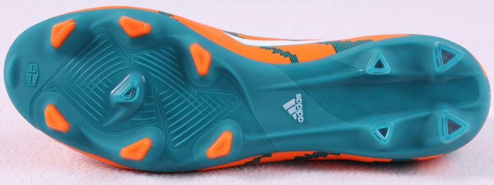 bf2cf34bd97 Lionel Messi Signed Adidas Soccer Cleat (Messi COA) at PristineAuction.com