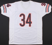 Walter Payton Signed Bears Jersey With (5) Inscriptions (Payton Hologram & PSA LOA) at PristineAuction.com
