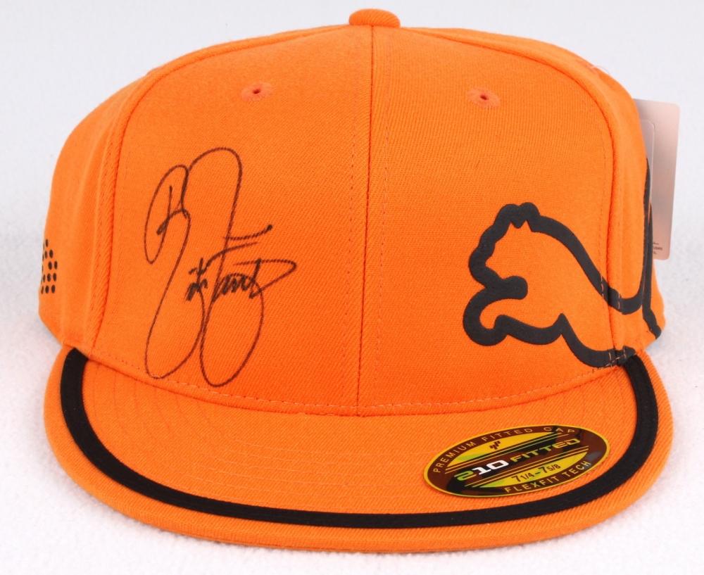 promo code 28fd4 d6dd6 Rickie Fowler Signed Puma Hat (JSA) at PristineAuction.com