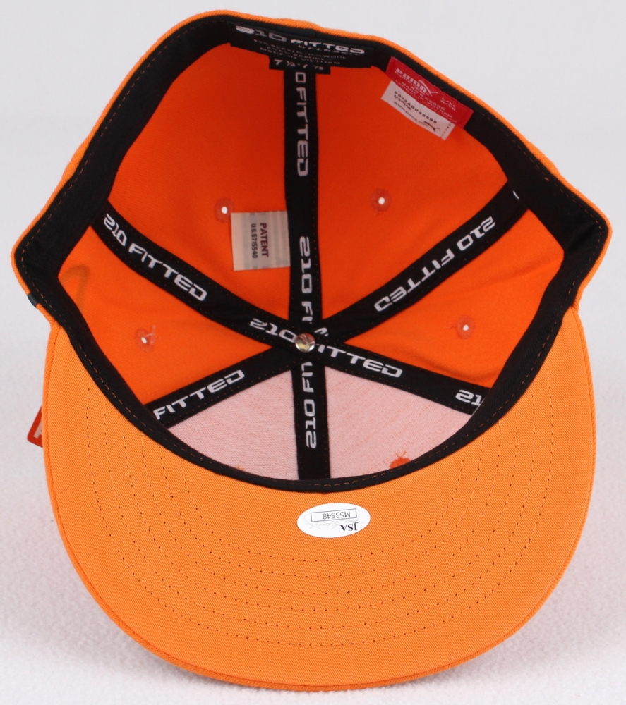 d9f72c3b634 ... spain rickie fowler signed puma hat jsa at pristineauction e44f2 bfb54