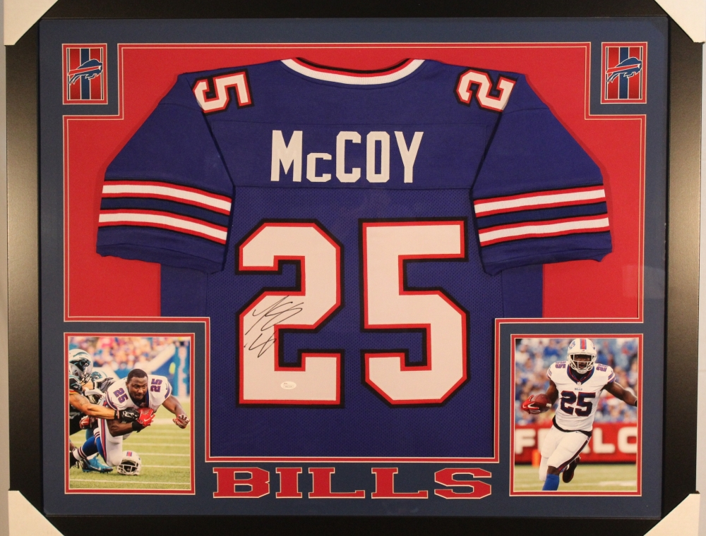 lesean mccoy jersey red