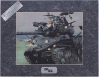 """Tank Girl"" 1995 Limited Edition Chromium Print (MGM/UA COA)"