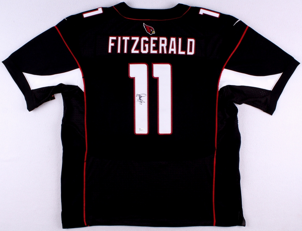 Larry Fitzgerald Signed Cardinals Jersey (JSA COA) at PristineAuction.com a3b757be7