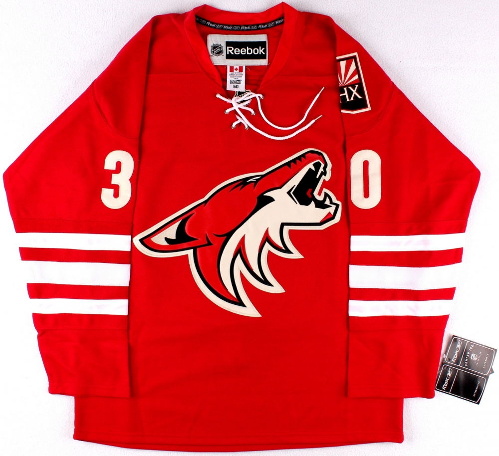 6c64bc4e4 ... Keith Yandle The Pin Arizona Coyotes Team-Signed Jersey Signed by (21)  with Shane Doan