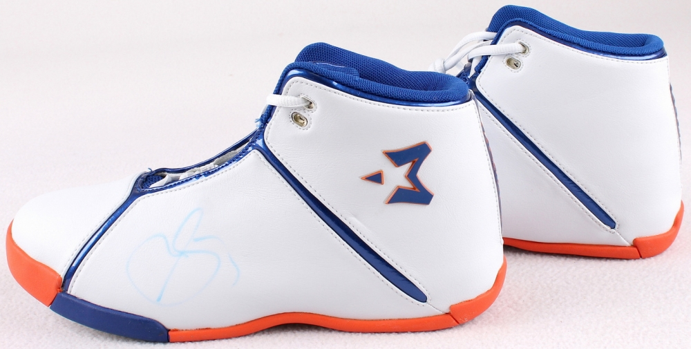 Stephon Marbury Signed New Pair of Starbury Basketball Shoes (PA LOA) at  PristineAuction. c6d1aaacc