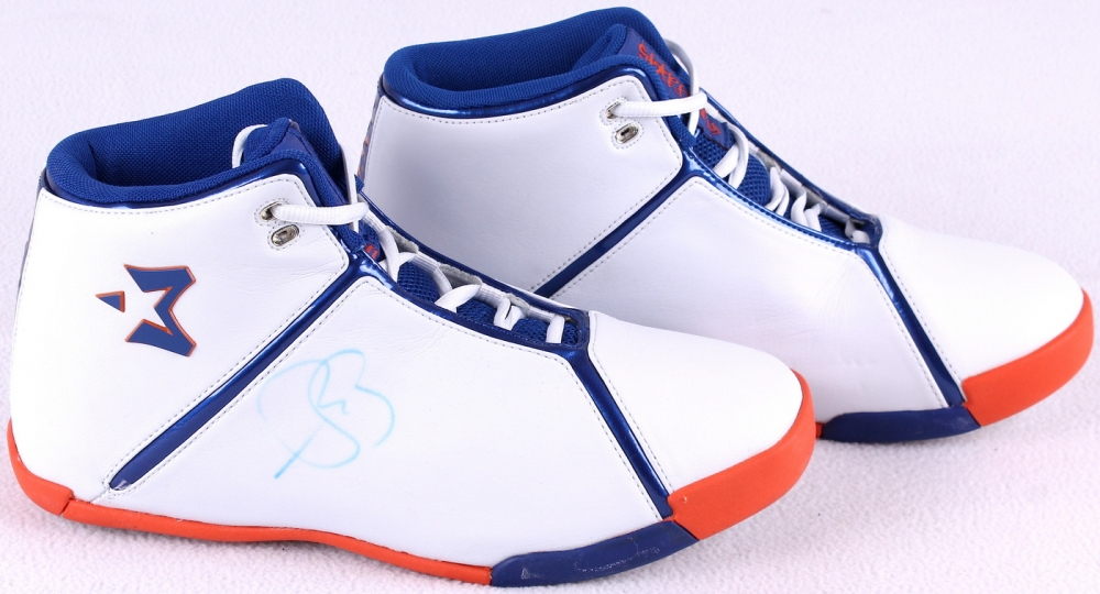 new product 2b292 0bc17 Stephon Marbury Signed New Pair of Starbury Basketball Shoes (PA LOA) at  PristineAuction.
