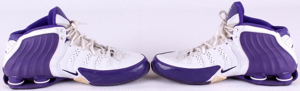 ... old nike shox basketball shoes ... e80ef5ed7