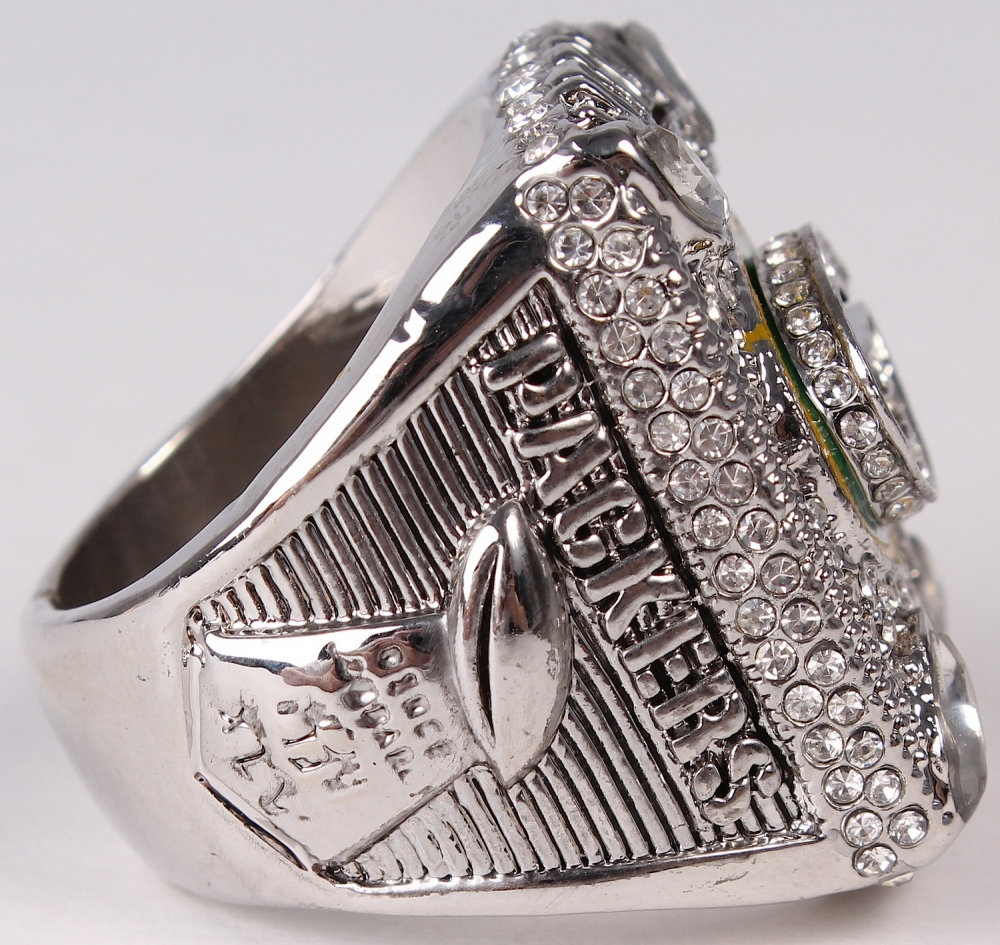 Packers Super Bowl Ring  Replica