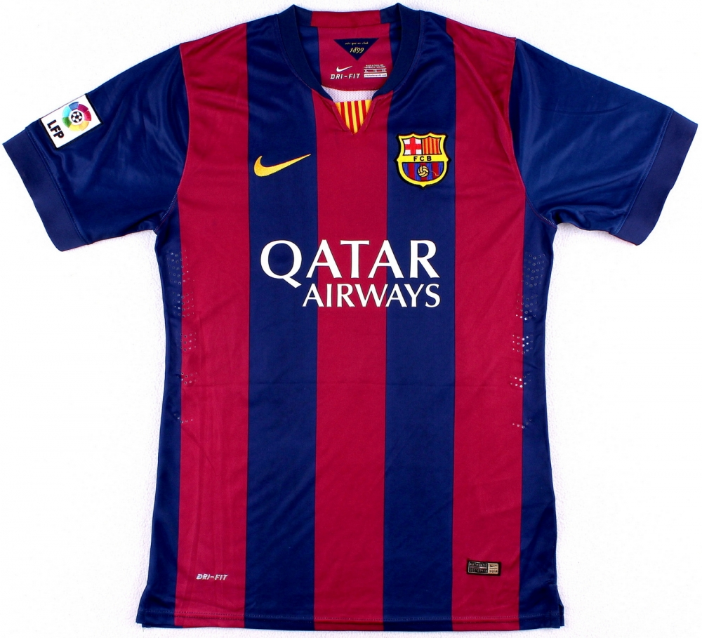 602551205 Neymar Signed Barcelona Nike Authentic Soccer Jersey (PSA LOA) at  PristineAuction.com